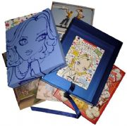 ENGLISH ROSES BOXSET - SIGNED  LETTER by MADONNA + FIVE BOOKS